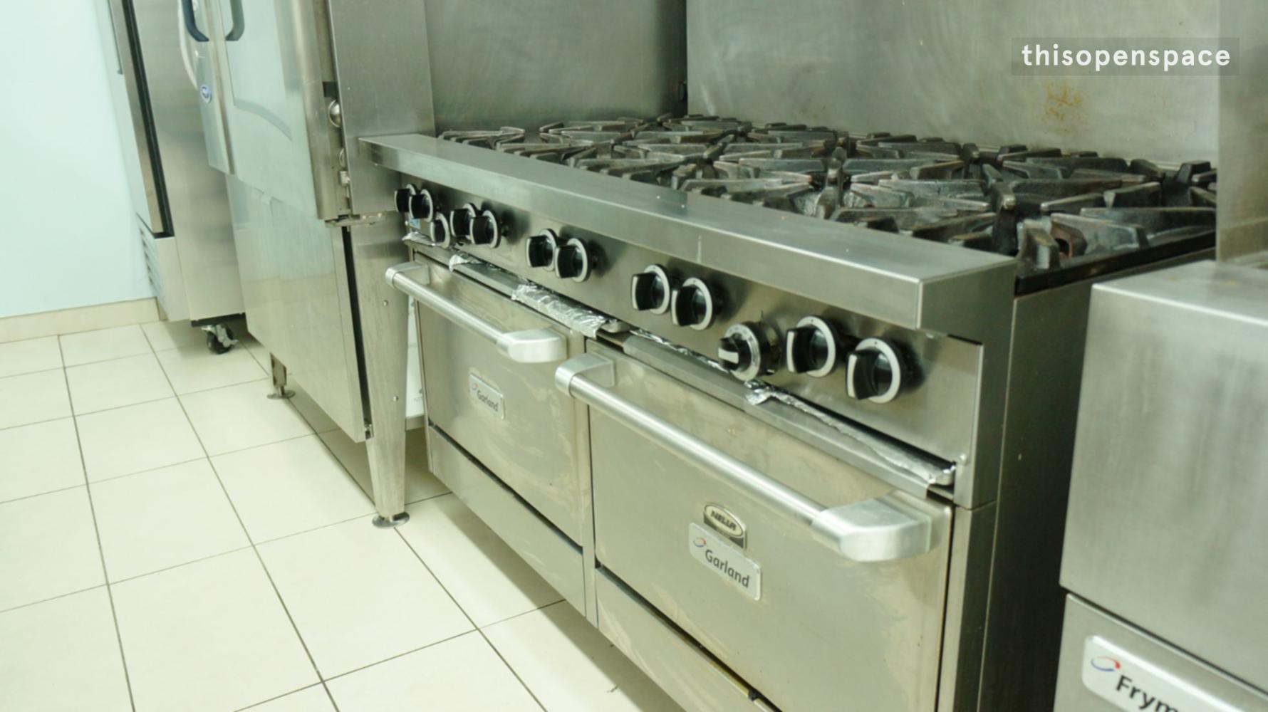 Commercial Kitchen Equipment Rental Toronto