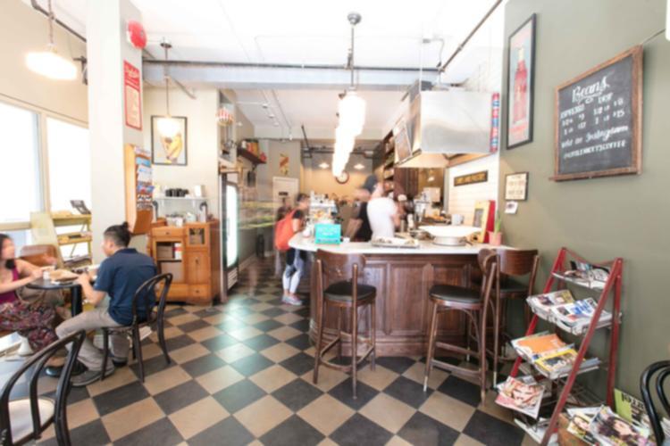 Thisopenspace Vintage Coffee Shop Off Queen Street In Alexandra