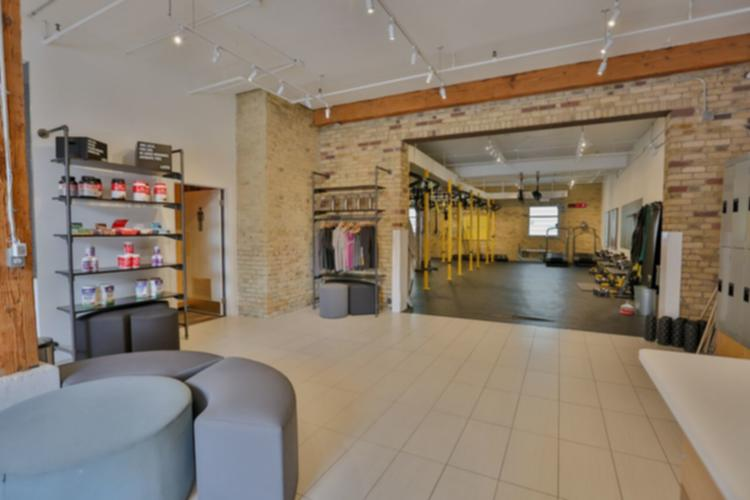 Rent Open Concept Boutique Gym In King East Thisopenspace